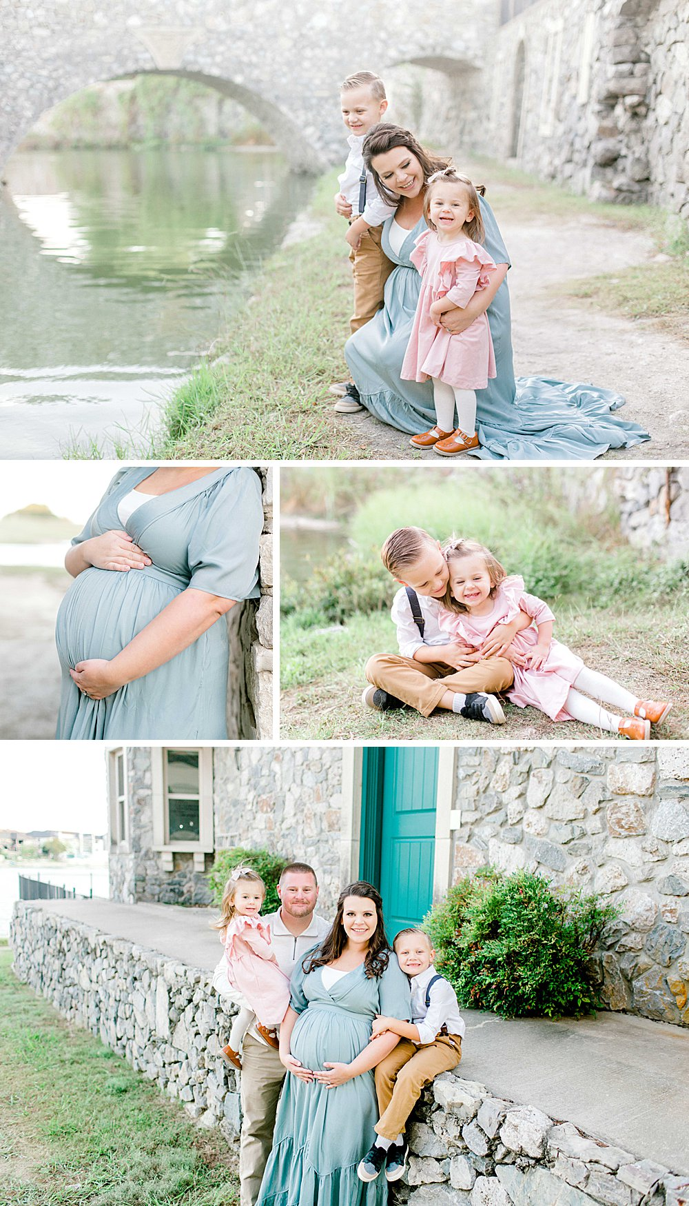Adriatica Village Maternity Session