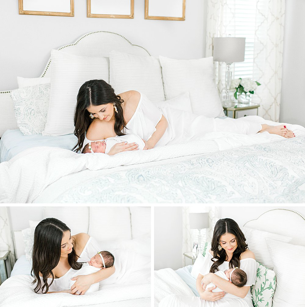 Newborn photographer in Fort Worth