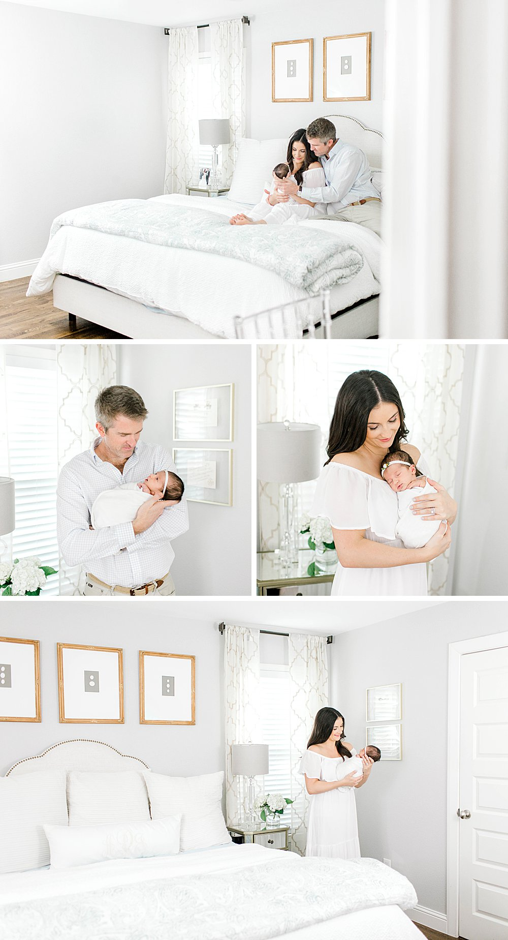 Fort Worth Newborn Lifestyle Photography
